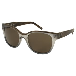 Givenchy Women's SGV826 Rectangular Sunglasses