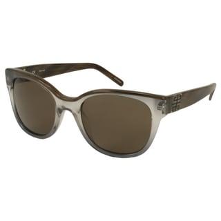 Givenchy Women's SGV826 Rectangular Sunglasses