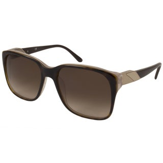 Givenchy Women's SGV854 Rectangular Sunglasses