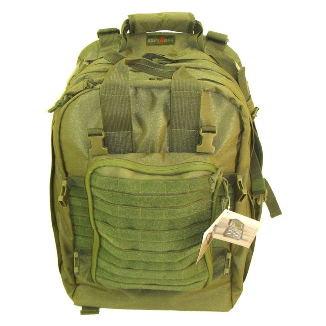 Explore 20-inch Explorer Hospital Medical Backpack