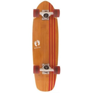 Hang Ten 27-inch Bamboo Cruiser Skateboard
