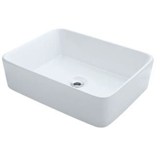 MR Direct v140 Porcelain Vessel Sink