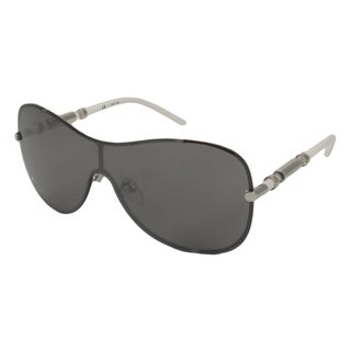 Givenchy Women's SGV455 Shield Sunglasses