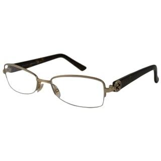 Gucci Women's GG2906 Rectangular Reading Glasses