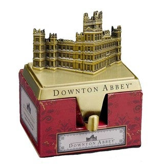 Kurt Adler Antique Brass Plated Downton Abbey Stocking Hanger
