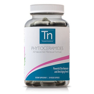 Trusted Nutrients GMO-free 350mg Pure Phytoceramide (30 Capsules)