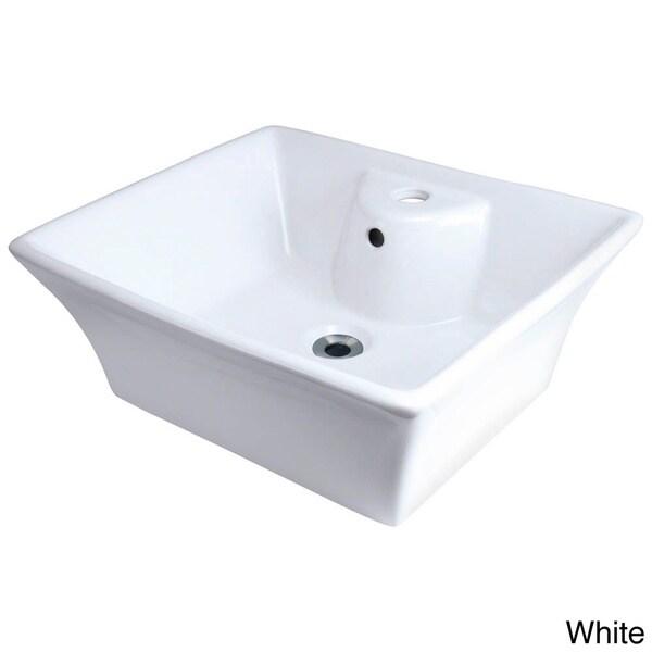 MR Direct v150 Porcelain Vessel Sink