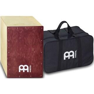 Meinl Percussion BC1NTWR Cafe Cajon with Bonus Gig Bag