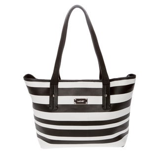 Nine West Stripe Set Small Shopper