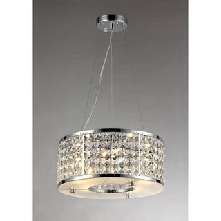 Richlene's Adjustable Cord Round Chandelier