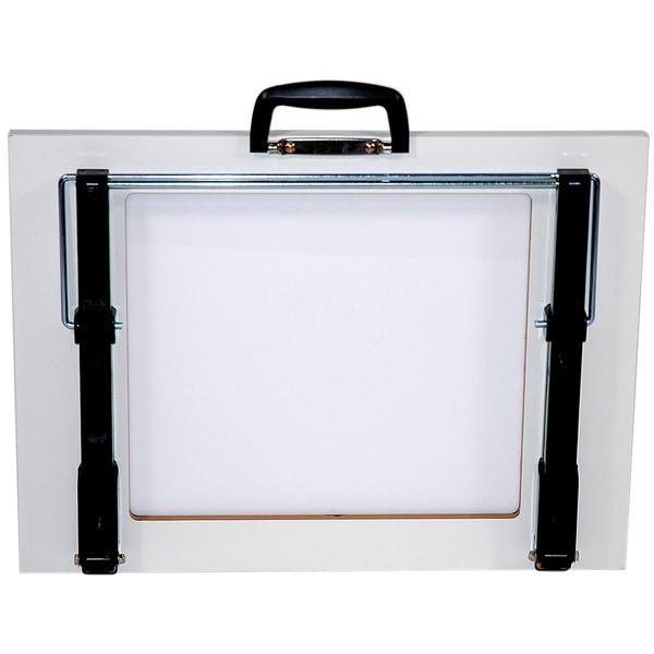 """Sun-Catcher Tracing Board 16""""X21""""-White"""