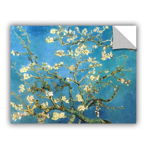 Vincent van Gogh 'Almond Blossom' Removable Wall Art