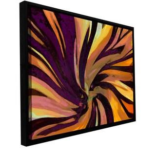 Dean Uhlinger 'Serpintino Suculenta' Floater-framed Gallery-wrapped Canvas