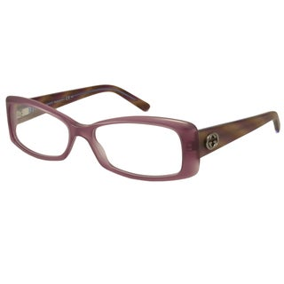 Gucci Women's GG3560 Rectangular Reading Glasses