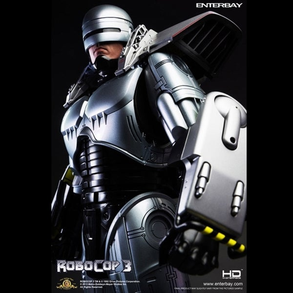 Enterbay Real Masterpiece (HD-1012) Robocop 3 Figure