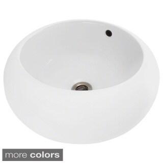 MR Direct V2802 Porcelain Vessel Sink