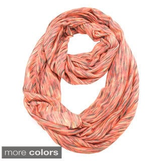 Le Nom Ikat Infinity Scarf