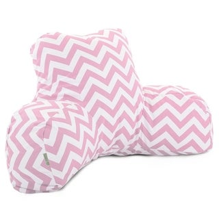 Chevron Pattern Reading Pillow
