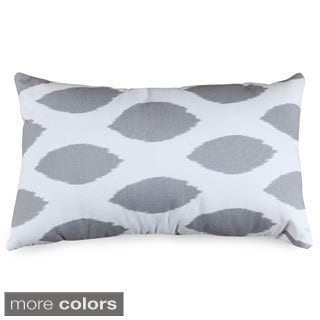 Alli Geometric Pattern 12 x 20-inch Accent Pillow