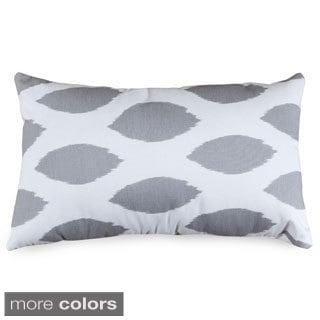 Alli Geometric Pattern 12 x 20-inch Accent Pillow