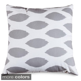Alli Geometric Pattern 24 x 24-inch Extra Large Pillow