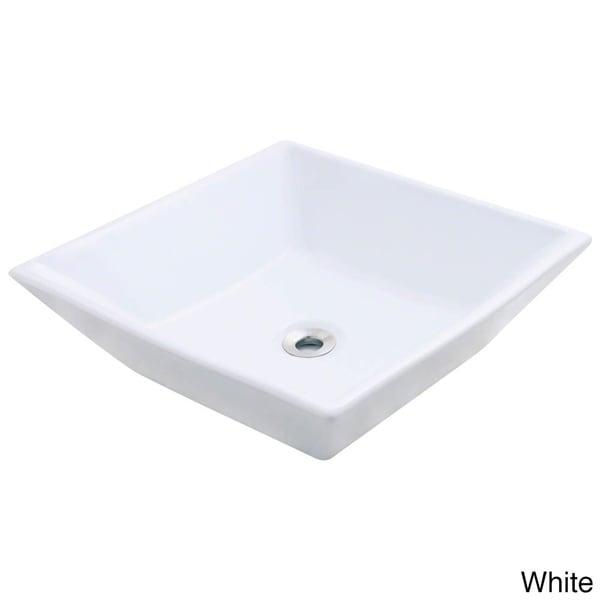 MR Direct V170 Porcelain Vessel Sink