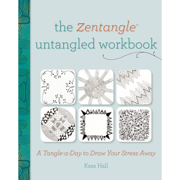 North Light Books-The Zentangle Untangled Workbook
