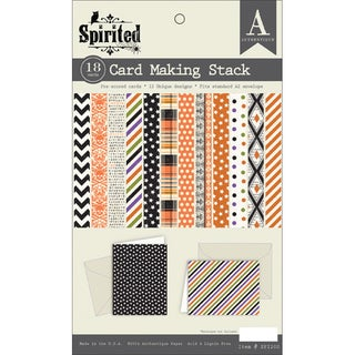 Authentique Card Making Stack-Spirited