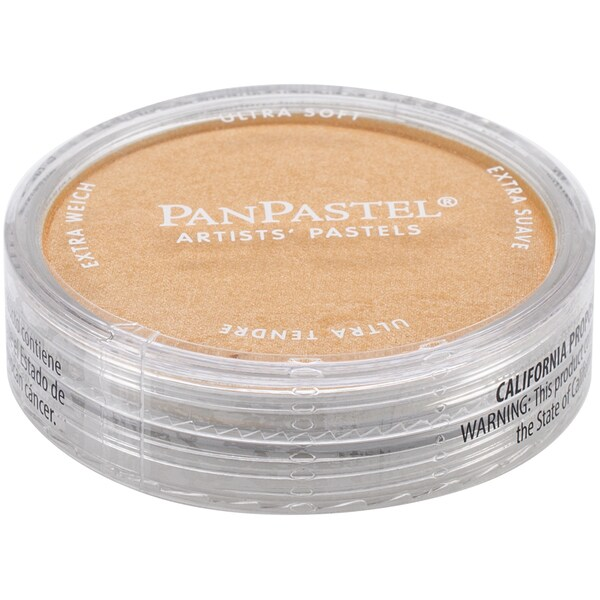 PanPastel Ultra Soft Pearlescent Artist Pastels 9ml-Orange