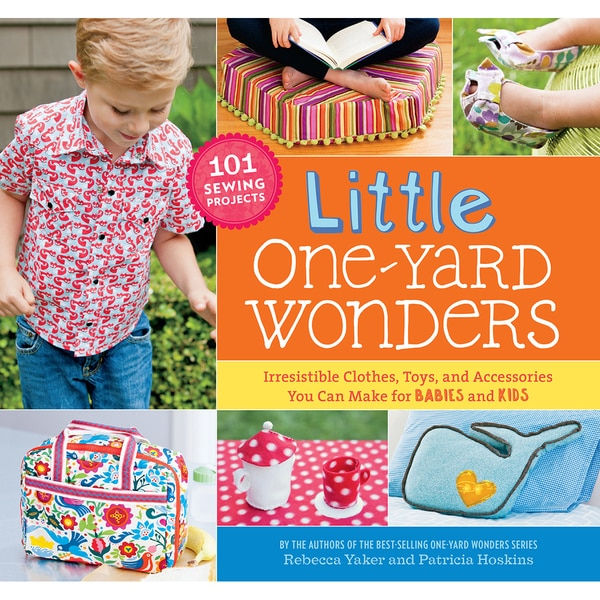 Storey Publishing-Little One-Yard Wonders