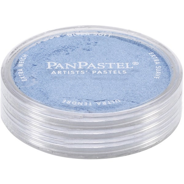 PanPastel Ultra Soft Pearlescent Artist Pastels 9ml-Blue