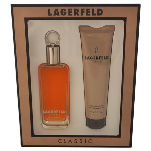 Karl Lagerfeld Men's 2-piece Fragrance Set