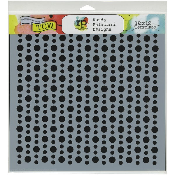 """Crafter's Workshop Template 12""""X12""""-Beaded Curtain"""