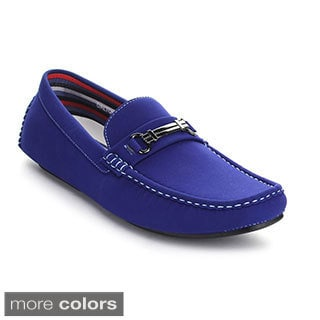J's Awake 'Dalton-23' Men's Moccasins Slip-on Loafers