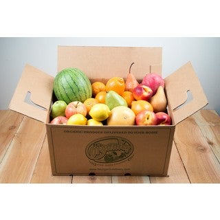 It's Organic Certified Organic Fresh Fruit Bin