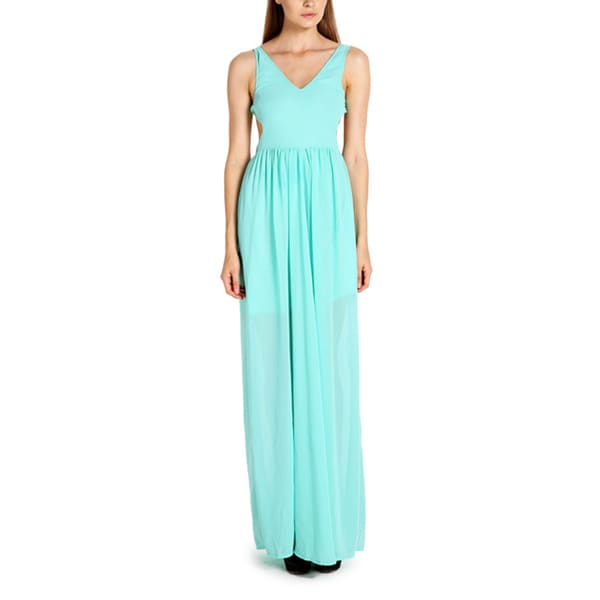 Women's Boho Long Beach Maxi Party Dress