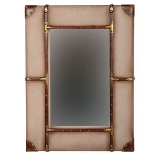 Oh! Home Vintage Small Framed Wall Mirror