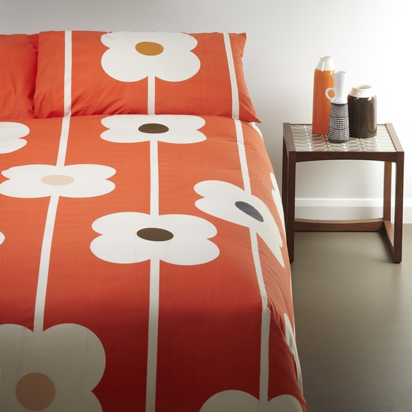 Orla Kiely Large Flower Sham (Set of 2)