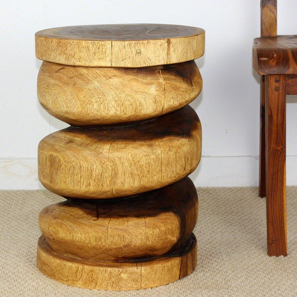 Walnut Oil Spiral Column