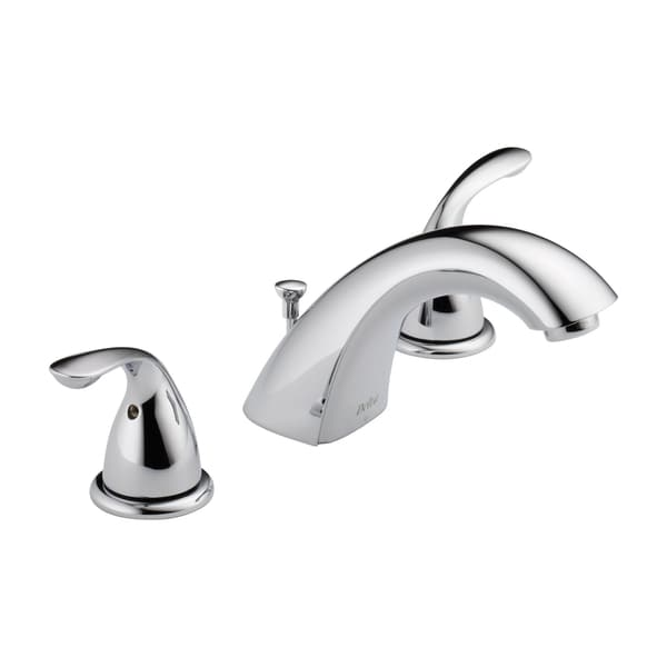 Delta 3530LF-MPU Classic Two-handle Widespread Deck-mount Lavatory Faucet