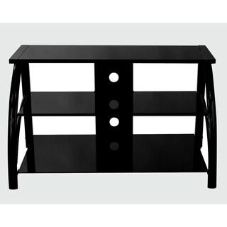 Calico Designs Stilleto Black TV Stand