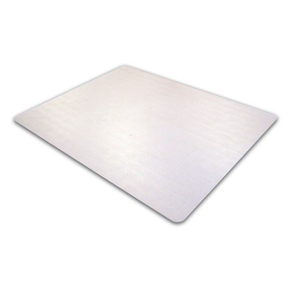 Cleartex Phthalate-free PVC Chair Mat for Low Pile Carpet (45x53-inch)