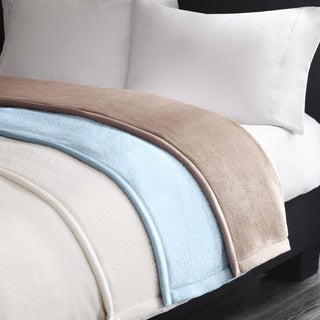 Madison Park Oversized Ultra Plush Blanket