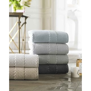 Long Staple Turkish Cotton 6-piece Towel Set