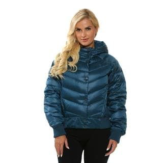 The North Face Women's Hey Mama Bomba Prussian Blue Jacket