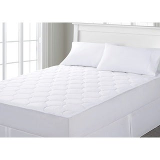 Slumber Shop Allergen Barrier Cotton Mattress Pad