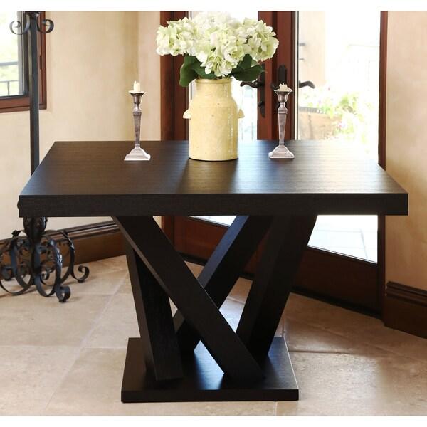 ABBYSON LIVING Cosmo Espresso Wood Square Dining Table  : ABBYSON LIVING Cosmo Espresso Wood Square Dining Table 1e1f446a a568 4a78 b00c 48b38c4fcf74600 from www.overstock.com size 600 x 600 jpeg 51kB