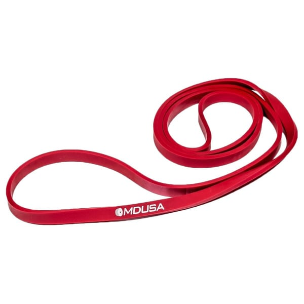 1/2-inch Red xx-Light Strength Bands