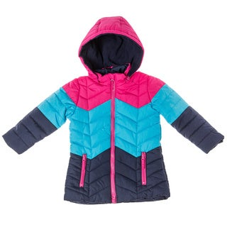 Mint Girl Toddlers Navy Fashion Jacket