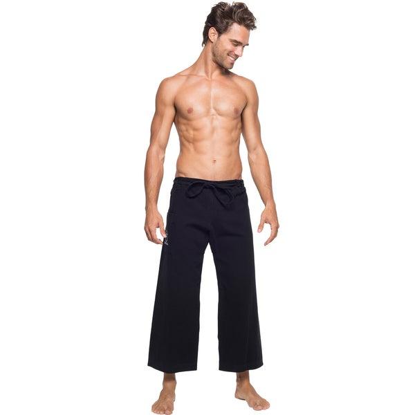 Organic Men's Yoga Pant